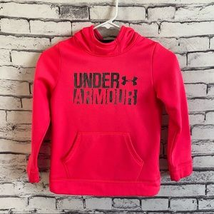 Under Armour Cold Gear Logo Hoodie